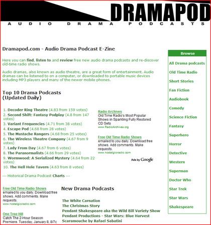 Drama Pod #7